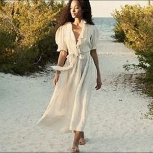 NWT Doen The Poet Dress -Marbel sz. Small